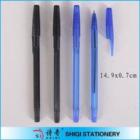 Trasparent Simple Capped Ball Pen(SQ3217)