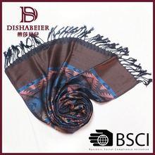 Professional Factory Sale! Various Design Popular 2013 erdos silk cashmere blended shawl