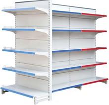 suzhou back board style supermarket shelf