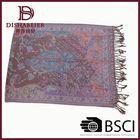 Professional Factory Sale! Various Design Popular indian ethnic shawls