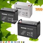 Lead acid valve 12V 100AH solar Batteries