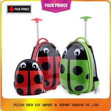 Animal Design Trolley Luggage Kids Hard Shell Luggage