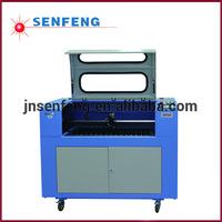 Plexiglass Sheet Laser Engraving Machine Nameplates Signage Making CE