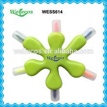 Leaf Shaped Fluorescent Pen