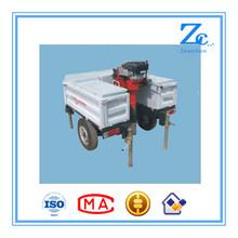 B023 Car towed continuous core drilling machine/diamond core drilling