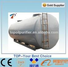 1000 liters transformer oil tank, under API620 standard, heat resistant paint inside