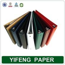 custom printing office stick file, good quality stick file folder
