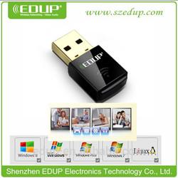EDUP Indoor 300mbps realtek ethernet adapter driver workable for laptop PC