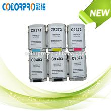 Ink cartridge CC9371 CC9372 CC9373 C9374 C9403 for hp 770 T790 T1100 T1100p T1100MFP