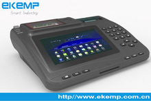 EKEMP Android pos system with Ethernet interface (RJ45) support TCP/IP HTTP P9
