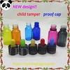 10ml painted change color bottle Hebei glass dropper essential oil container