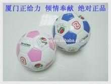 Supply children's cartoon mini PVC football, 2 # PVC foam football
