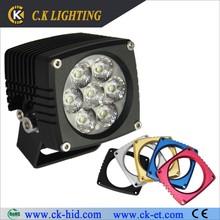 led driving light ip68 4wd mini loader forklift led 4x4 light