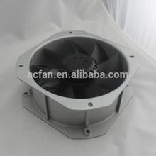 factory price 9 7blades wall mounted exhaust fan metal blade box fan axial fan 400v