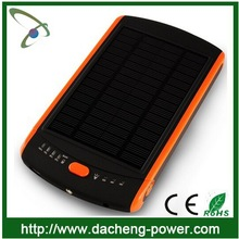 Factory supply solar charger mobile phone laptop solar charger 20v 23000mAH