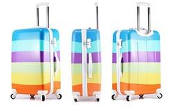 children travel trolley luggage bag/travel pro luggage/travel luggage bags for kids