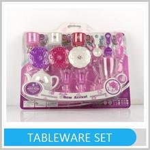 Most Popular Plastic Gift for Children Mini Teapot Toys Set