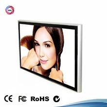 Smart HD wifi shopping mall supermarket wall mounted 42 inch tv advertising