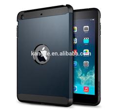 hybrid tough case for iPad mini 3, hybrid impact rubber case cover for iPad mini 3, advanced shockproof case for iPad mini 3