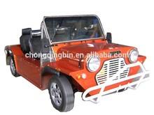metal body electric vehicle