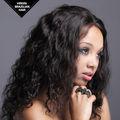Vv cor Natural africano americano Aliexpress virgem Remy Curly cabelo humano Full Lace fotos de perucas para senhoras
