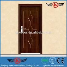 JK-P9030 interior door mdf/door hinges for pvc doors/pvc strip door curtains