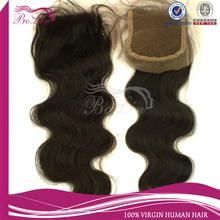 China supplier Wholesale price Brazilian hair lace closures virgin human hair free parting cheap lace closure