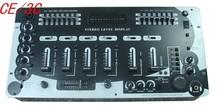 DJ-324 USB SD Professional Cheap CE Certificated DJ Sound Systerm Midi DJ Mixer