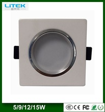 China top ten selling products CE RoHS PSE CCC 5W square led ceiling downlight,led recessed downlight,down light led for home