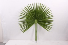artificial palm tree leaf/coconut tree leaves for outdoor decoration