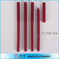 Slender Plastic Capped Ball Pen(SQ3345-1)