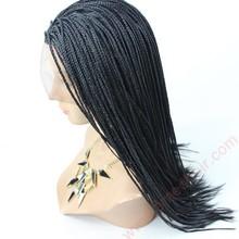 unprocessed human peruvian virgin hair crochet braids with human hair