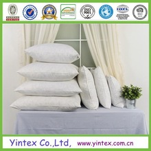 cheap wholesale duck feather cushion pillow