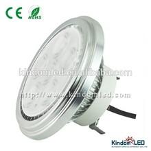 High power 6w g53 led spot light,ar111led factory price led lighting
