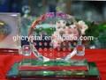big cristal presentes de cristal artesanato para casa ou escritório decoração