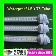 New design energy conservation waterproof led tube light