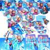 Frozen theme kids birthday Frozen theme parties party suppliers/frozen party decorations