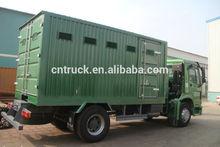 militares blindados móvil de reparación de vehículos