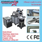 Laser Spot Welding Machine Specifications with CCD Camera