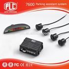 PLC7600 car parking sensor system