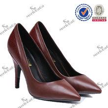 Genuine leather women fashion footwear shoes women