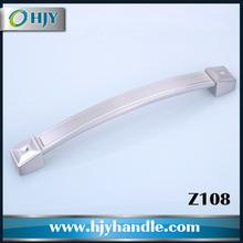 Popular high quality modern style ter Satin Nickel Bar Cabinet Pull