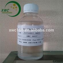 New genaration Defoamer agent XWC-6637/190 for transparent detergent liquid