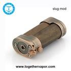2014 Newest wooden vaporizer pen kamagong wood slug mod clone