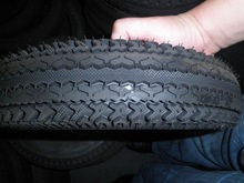 factory quality mororcycle tyre 4.00-8 8PR 3.1kg