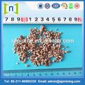 Vendendo bem em bruto vermiculita de ouro, calor- resistente material
