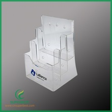 a4 acrylic file holder