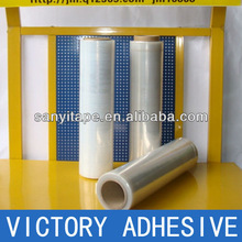 PE stretch film machine food wrapper film PE wrapper