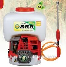 25L Knapsack power sprayer/139F engine 4 strokes/Agriculture sprayer/KXF-866