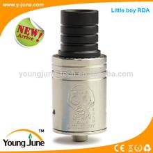 2014YJ-TECH atomizer wholesale exgo w3 atomizer1:1 clone little boy RDA , 18650 DII RDA, little boy RDA from Alibaba.